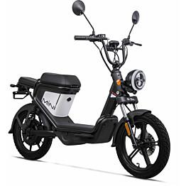 Sähköskootteri Goccia E-zi Mini 25km/h, valkoinen