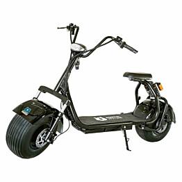Sähköskootteri Kontio Kruiser 2.0 Premium Pack 1000 W musta