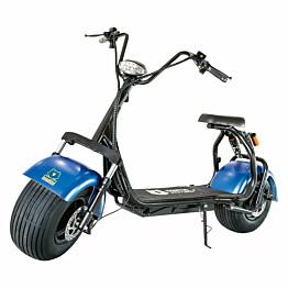 Sähköskootteri Kontio Kruiser 2.0 Premium Pack 1000 W sininen