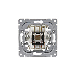 Kytkinrunko Impressivo 6/6/16AX/250V/IP20 URJ 0X