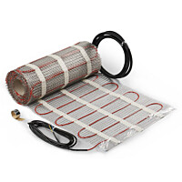 Lämpökaapelimatto ThinMat 0.5mx2m 1 m² 100 W ilman termostaattia