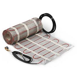 Lämpökaapelimatto ThinMat 0.5mx4m 2m² 200W ilman termostaattia