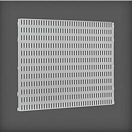 Säilytystaulu Elfa Utility Home 442x382x15 mm platina