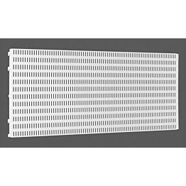 Valkoinen Elfa Utility Home säilytystaulu 893x382x15 mm