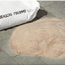 Saumahiekka Benders 0-2 mm 15 kg säkki hiekka
