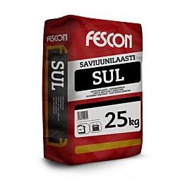 Saviuunilaasti Fescon SUL 25 kg
