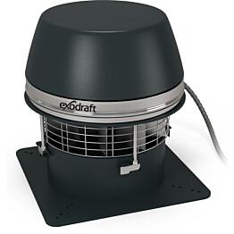 Savukaasuimuri Exodraft RSHT01241 korkeille lämpötiloille