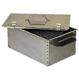 Savustuslaatikko Valugrilli Classic Garden Steel ja grillisydän