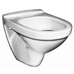 Seinä-WC Gustavsberg Nautic 5530 4/2 L valkoinen