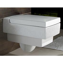Seinä-WC Villeroy & Boch Memento 5628 375x560 mm Valkoinen Alpin + istuinkansi