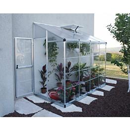 Seinäkasvihuone Palram Lean to Grow 3,03 m² 8x4