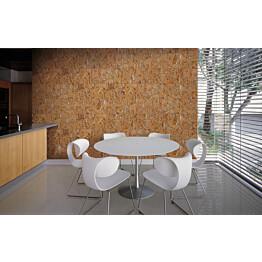 Seinäkorkki Dekwall Fiord White 3x300x600 mm
