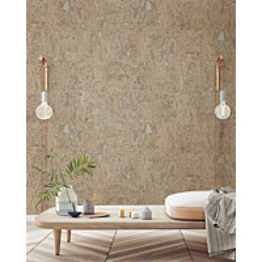 Seinäkorkki Dekwall Malta Platinum 3x300x600 mm