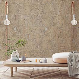 Seinäkorkki Dekwall Stone Art Platinum 3x300x600 mm