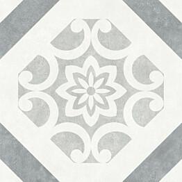 LPC Firenze Art Déco dec.Grey 32,5x32,5cm