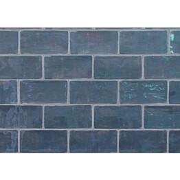 Seinälaatta Kymppi-Lattiat History Jugend Sun Azul 75x150 mm