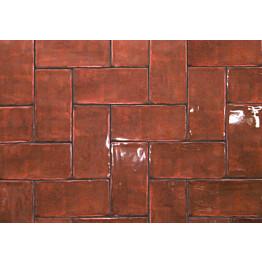 Seinälaatta Kymppi-Lattiat History Jugend Sun Granate 75x150 mm