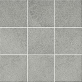 Seinälaatta Pukkila Landstone Grey himmea silea 97x97mm