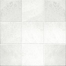 Seinälaatta Pukkila Landstone White himmea silea 97x97mm