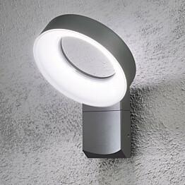 LED-seinävalaisin Asti 7273-370 260x235x355 mm antrasiitti