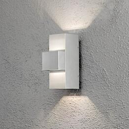 LED-seinävalaisin Imola 7934-310 100x180x260 mm ylös/alas alumiini