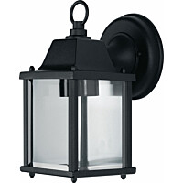 Seinävalaisin Ledvance Endura Classic Lantern Square S, musta