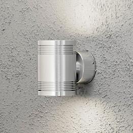 LED-seinävalaisin Monza 7931-310 100x140x120 mm ylös/alas alumiini