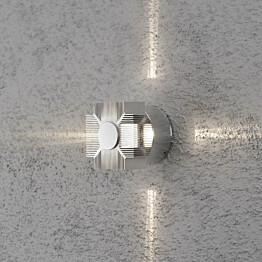 LED-seinävalaisin Monza 7943-310 90x80x90 mm alumiini