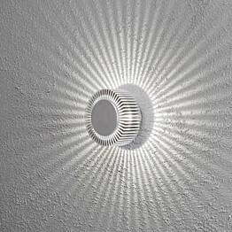 LED-seinävalaisin Monza 7932-310 Ø 150x105 mm alumiini