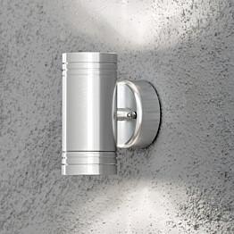 LED-seinävalaisin Monza 7904-310 60x100x130 mm ylös/alas alumiini