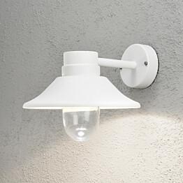 LED-seinävalaisin Vega 412-250 290x360x265 mm valkoinen