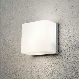Seinävalaisin 7927-312 Sanremo 210x210x140 mm 2xE27 alumiini/opaali