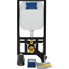 Seinä-WC-elementti Creavit GR5003 121 cm