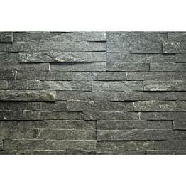 Verhoilukivi Majakivi Shanghai Unikko musta 60x15 cm