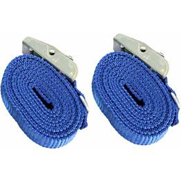Sidontaliina Piippo sininen 100cm 2 kpl/pss