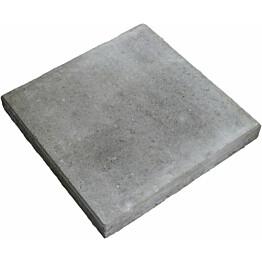 Sileä betonilaatta Rudus 490x490x60mm harmaa