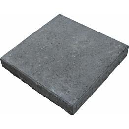 Sileä betonilaatta Rudus 490x490x60mm musta
