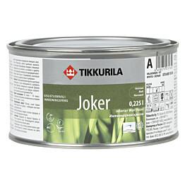 Sisustusmaali Tikkurila Joker 0,225 l A valkoinen sävytettävä