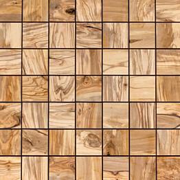 Sisustuspaneeli Sauna Square oliivi