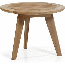 Sohvapöytä Kastos Ø60cm tiikki