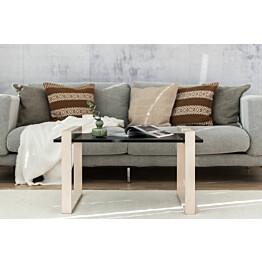 Sohvapöytä OHTO Nordic Home Laaka musta lisäkuva