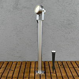 LED-puutarhaspotti Monza 7919-310 Ø 95x645 mm alumiini