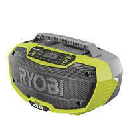 Stereoradio Ryobi ONE+ 18V Bluetooth R18RH-0 runkomalli/ei sis. akkua