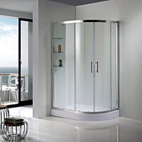 Suihkukaappi Bathlife Home, 1200x800mm
