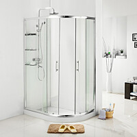 Suihkukulma Bathlife Home 1200 A 1200x800 mm