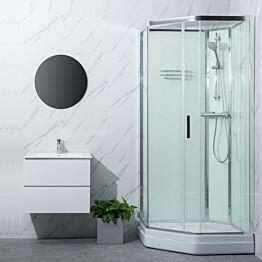 Suihkukaappi Bathlife Ideal Elegant 90 x 90 cm