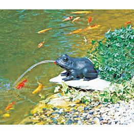Suihkulähdepatsas Heissner sammakko