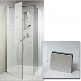 Suihkunurkka GlassHouse 90x90x200cm kirkas lasi
