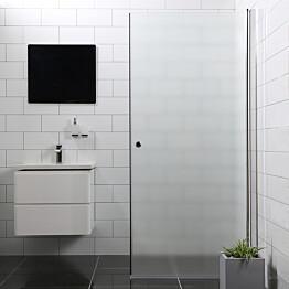 Suihkuovi Bathlife Mångsidig 700 S/P suora himmeä