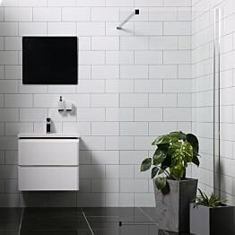 Suihkuseinä Bathlife Mångsidig Vital 1000x1900 mm P/P kirkas